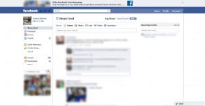 Facebook Set As Homepage