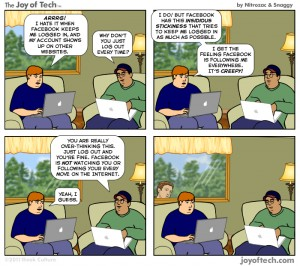 Zuckerberg Is Watching- The Joy Of Tech